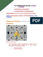 Meditation Techniques in Jainism-preksha,Anupreksha,Leshya Dhyaan