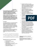 Funcionarios Públicos - RECEPTOR JUDICIAL
