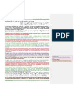 Resolução 292-08 (Atualizada Em 2018.02.28)