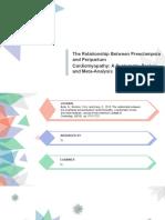 Hub Preeklampsia Dan Kardio English