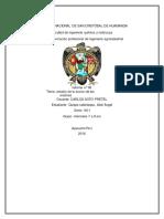 Informe 06 de Bilogia