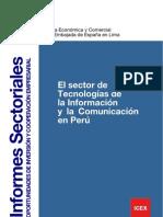Sector Comunicaciones_APOYO 2010