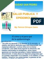 Salud Publica y Epidemiologia