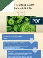 Proses Resistensi Bakteri terhadap Antibiotik new.ppt