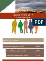 ESTRADA Justicia Juvenil 2017