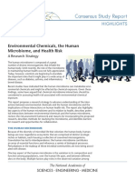 Microbiome Environmental Chemicals Highlights-final