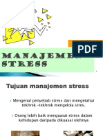 Manajemen Stres BK