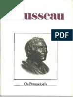 ROUSSEAU, Jean-Jacques. Colecao Educadores