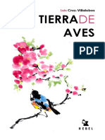 Tierra de Aves Poesia 2018