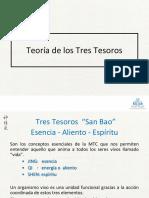 Tres Tesoros 2014