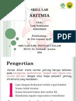 skillab aritmia