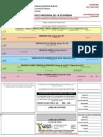 Formato Universal de la Tesoreria DF 2007