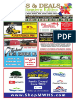 Steals & Deals Southeastern Edition 11-15-18