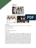 Danza Folklorica El Siringuero´-  Ballet El Siringal