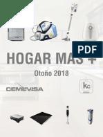 Hogar Mas + Otoño 2018 PVPr