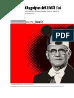 Influência Americana Na Ditadura No Brasil