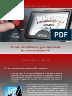 Carlos  Flores Malpica - El Lean Manufacturing y su importancia en el mundo empresarial