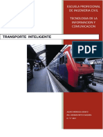 TRANSPORTE INTELIGENTE