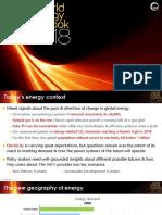 International Energy Agency -  WEO  2018