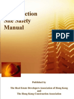 Construction Manual for Site Safety