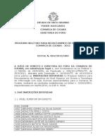 EDITAL N_ 004 2015 Inscrições Deferidas, Local e Data Prova.pdf