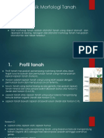 Sifat morfologi tanah