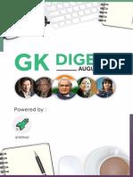 GK digest August 2018