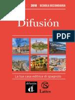 Catalogo Difusion Ele 2018 Italia