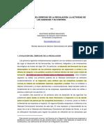 2009 _ Derecho de La Regulación