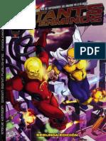 Mutants & Masterminds - Libro Básico