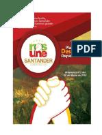 Plan de Desarrollo Gobernacion