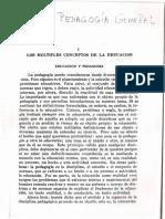 138181089 Ricardo Nassif Pedagogia General Cap 1