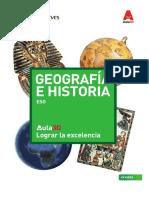 Geografia e Historia Aula 3d Eso Navarra Descarga El Catalogo