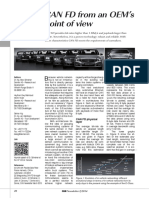 Can Fd From an Oems Point of View
