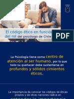codigo de etica chileno v/s uruguay