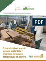 Brochure ProMadera Esp