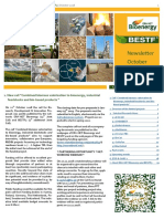 BESTF3 and ERA-Net Bioenergy Newsletter October 2018