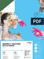 Diseño y Gestión de La Moda