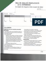 C. Petrescu - Roman psihologic + tehnici de construcție (Booklet)