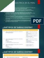 TARIFACION ELECTRICA EN EL PERU ALBERTO TELLEZ LOPEZ.pptx