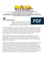 nov 2018 newsletter