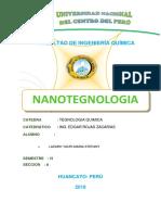 NANOTEGNOLOGIA