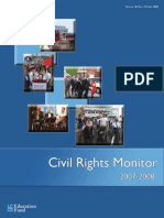 1. Civil Rights Monitor Winter2008