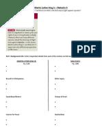 mlk-malcolm worksheet pt 1