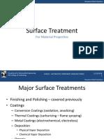 Lec 03 - Surface Treatment