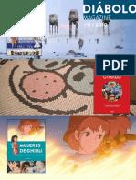 Novedades de Diábolo Ediciones. Noviembre 2018