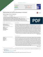Taillibert Epidémio des lésions méta cérébrales  cancer RT 2015