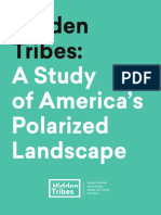 Hidden Tribes - A Study of America`s Polarized Landscape