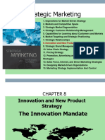 Innovation and New Product Strategy