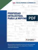 Libro Propiedad Intelectual Para La MIPYME - Version Optimizada